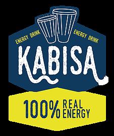 Kabisa Energy drink logo Graphics
